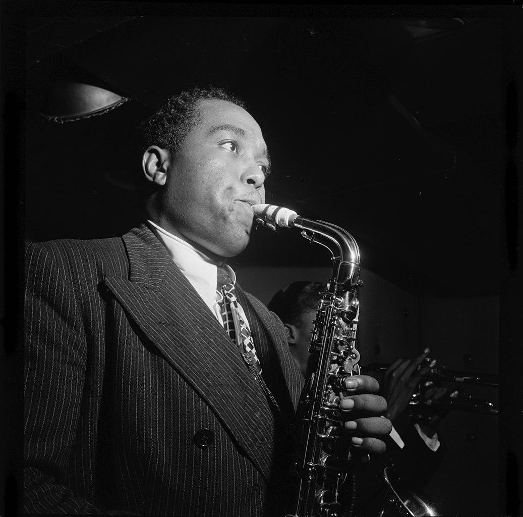 Charlie Parker Bebop Jazz History Tree