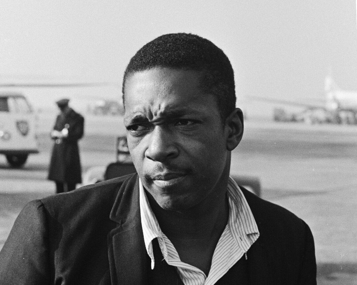 John Coltrane World Jazz History Tree