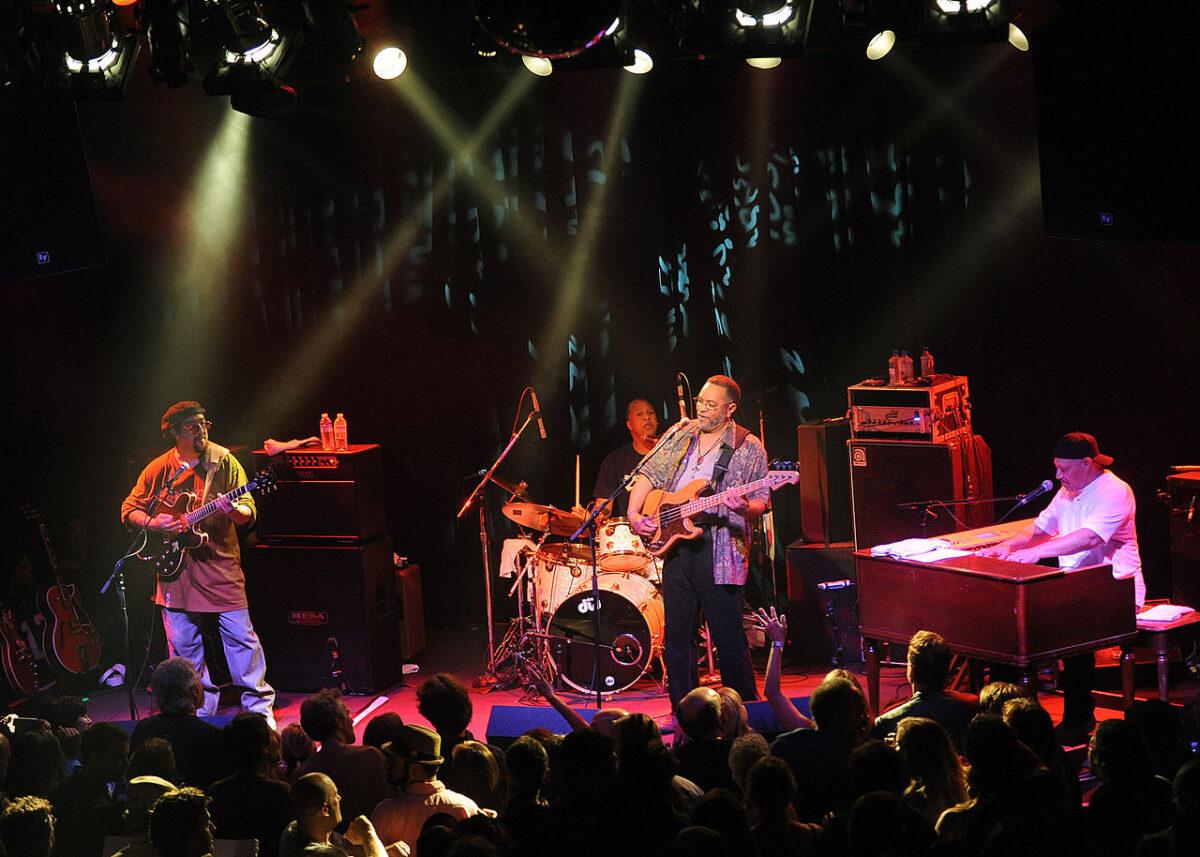 The Funky Meters Funk Music Jazz History Tree