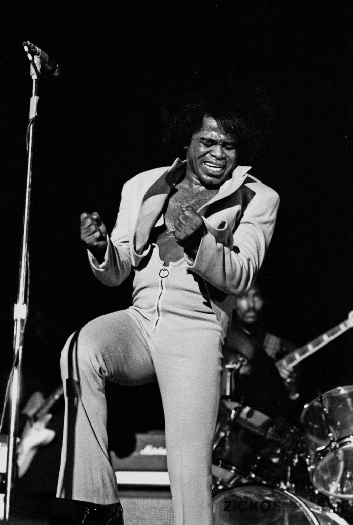 James Brown Funk Music Jazz History Tree