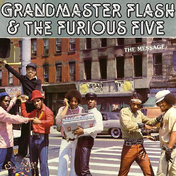 Grandmaster Flash Hip Hop Music Jazz History Tree